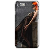Silken, Sheer, Tiptoe and 'Masqued' iPhone Case/Skin