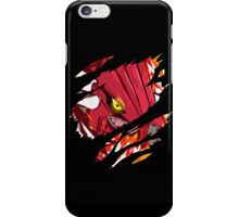pokemon groudon anime manga shirt iPhone Case/Skin