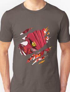 pokemon groudon anime manga shirt T-Shirt
