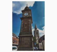 Rugby Clock tower Baby Tee