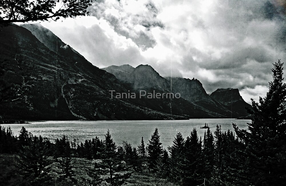 seek the mysteries of your inner landscapes by Tania Palermo