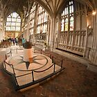 Gloucester Cathedral by Cliff Williams