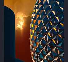 EPCOT by Kellice