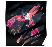 pokemon yveltal anime manga shirt Poster