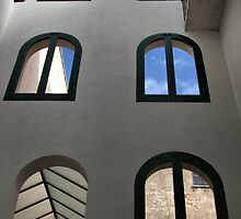 "5 windows by Antonello Incagnone ""incant"""