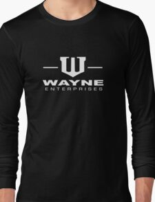 Bruce Wayne Enterprises Gotham Bat Country Long Sleeve T-Shirt