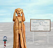The Scream World Tour South Pole by Eric Kempson
