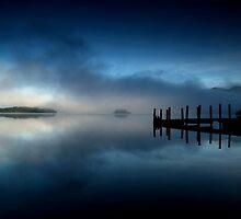 Derwentwater Dawn (1) by Dave Hudspeth