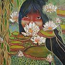Iara a Rainha das Águas do Amazonas by Marilia Martin