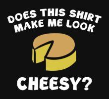 Look Cheesy? by AmazingVision