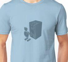 Speaker Explode   Unisex T-Shirt
