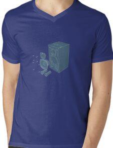 Speaker Explode   Mens V-Neck T-Shirt