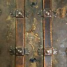 Wood Leather Metal by James  Birkbeck Abstracts