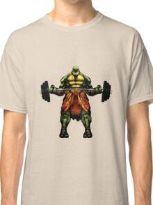 TMNT Deadlift Classic T-Shirt