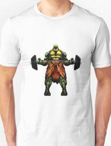 TMNT Deadlift Unisex T-Shirt