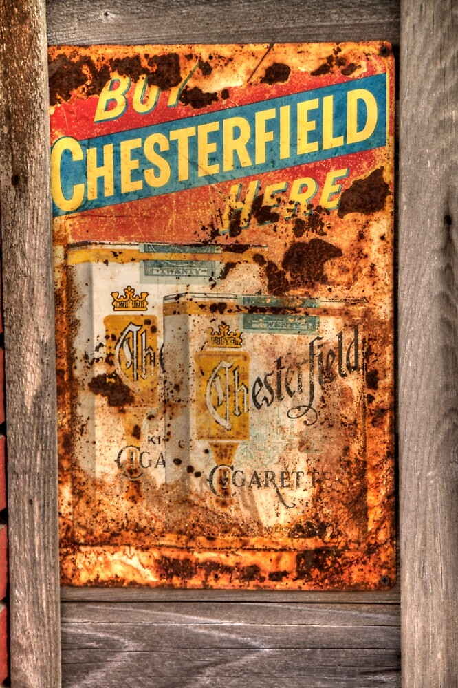 Make Mine Chesterfield by Terence Russell