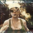 Smoking by Hazel Dean