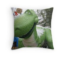Rex 2 Throw Pillow