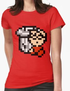 Lloyd - Mother/Earthbound Beginnings Womens Fitted T-Shirt