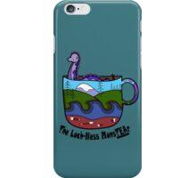 Loch-Ness MonsTEAr iPhone Case/Skin
