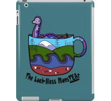 Loch-Ness MonsTEAr iPad Case/Skin