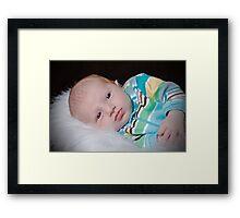 Baby Orel Framed Print