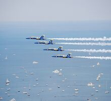 Chicago Air Show by zwrr16