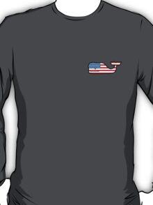 'Merica Whale T-Shirt