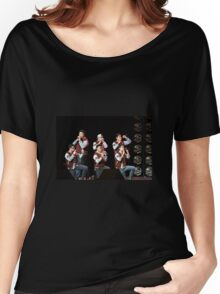 The Filharmonic; Sing-Off Tour Women's Relaxed Fit T-Shirt