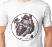 My Heart On A Plate Unisex T-Shirt