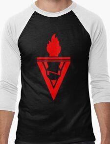 vnv nation shirt Men's Baseball ¾ T-Shirt