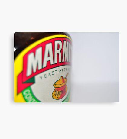 Marmite. Canvas Print