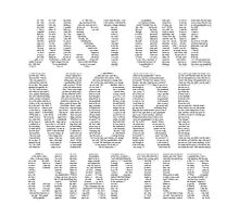 Just One More Chapter by bboutique