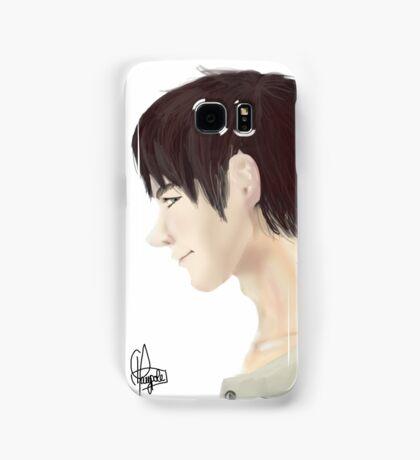 Eren Jeager Digital Painting Samsung Galaxy Case/Skin