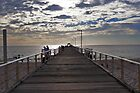 Henley Beach Jetty - South Australia by MuscularTeeth