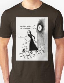 Fey Dently, Vampyre T-Shirt