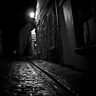 Old Kipper Shop Street by ThePingedHobbit