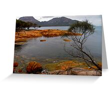 Freycinet National Park, Tasmania Greeting Card