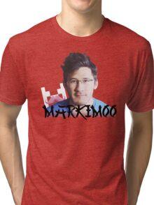 Markimoo Markiplier  Tri-blend T-Shirt
