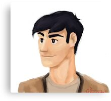 Tadashi Big Hero 6 Canvas Print
