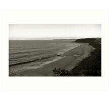 Forresters Beach, New South Wales, Australia Art Print