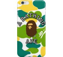 baping ath iPhone Case/Skin