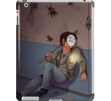 Cry in Silent Hill iPad Case/Skin