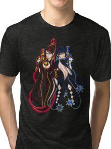 Bayonetta - Umbra Witch - B Tri-blend T-Shirt