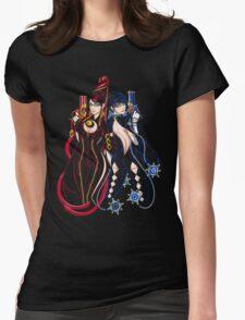 Bayonetta - Umbra Witch - B Womens Fitted T-Shirt