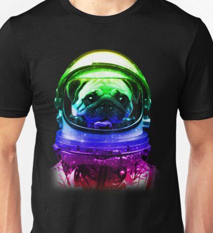 Pug-Stronaut Unisex T-Shirt