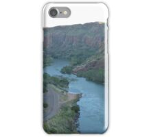 The beautiful Ord river , North Australia , Taken from Lake Argyle iPhone Case/Skin