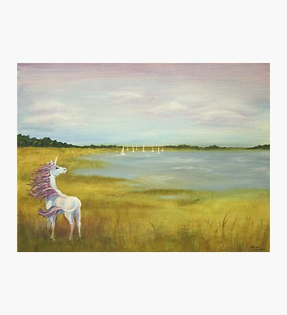 The Last Unicorn Photographic Print