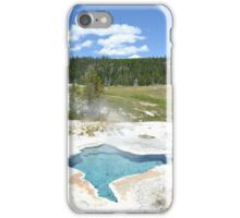 Blue Star Spring iPhone Case/Skin