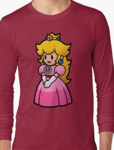 Princess Peach Long Sleeve T-Shirt